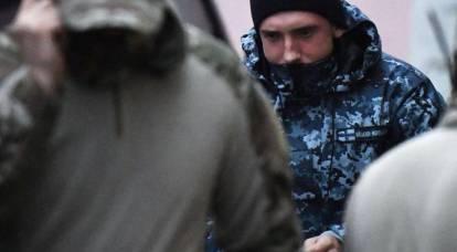 Lo stretto di Kerch è aperto: perché hanno sofferto i marinai militari ucraini?