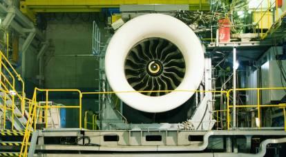 Air Data News: With its 3-meter fan PD-35 will far surpass the Soviet D-18T