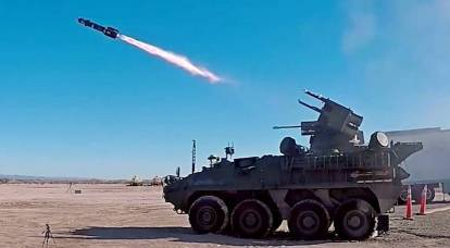The war in Donbass forced the United States to urgently create a new air defense system