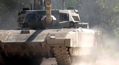 """I carri armati americani in Polonia sono chiamati a combattere gli """"Armata"""" russi"""