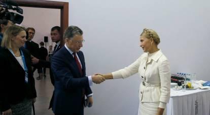 Tymoshenko cerca sostegno negli Stati Uniti