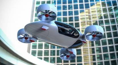 Taxi aereo: in Russia apparirà un nuovo tipo di trasporto