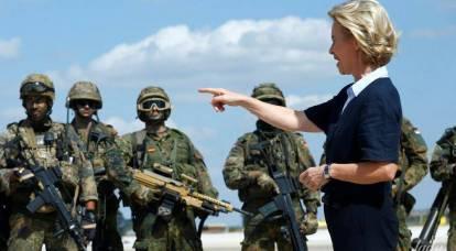 Il ministro della Difesa tedesco ha accusato la Russia di invasione dell'eredità della civiltà