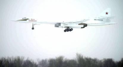 """Perché il nuovo Tu-160M è già stato soprannominato """"Black Swan"""""""