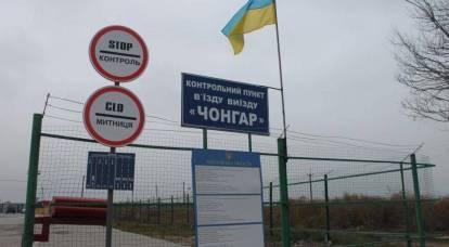 Mentre Kherson chiude il confine con la Crimea, a Odessa si cercano camion russi