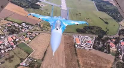 Casi 3 mil aviones de la aviación ucraniana: saqueados, vendidos, rotos