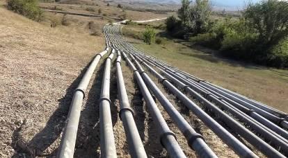 La soluzione del problema idrico della Crimea senza l'Ucraina è quasi impossibile