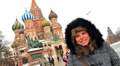 10 cosas que una mujer estadounidense solo comenzó a hacer en Rusia