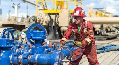 Gasolina a $ 400: la era de los fracasos de Gazprom finalmente terminó