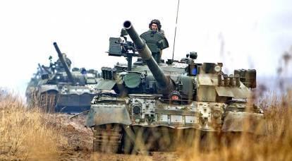 Bielorrusia recibirá el primer golpe de la OTAN