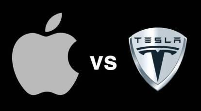 Le risorse stanno finendo, è ora di fare una scelta: iPhone o Tesla?