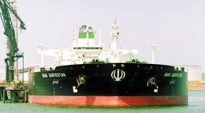 Bypass sanctions: Iranians disconnect transponders from oil tankers