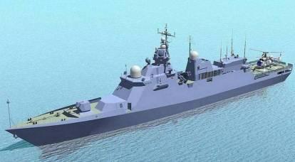 L'Ucraina ha deciso di riprendere la costruzione di una corvette abbandonata