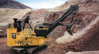 Russia prepares to win the war over the rare earth metals market