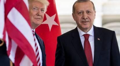 Trump statement changes Turkey's military plans in Syria