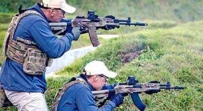 New AK-12 assault rifle: breakthrough or failure?