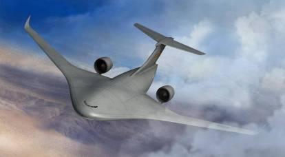 新しい軍用輸送機は、ロシアのPAKTAのプロジェクトと疑わしいほど似ています。
