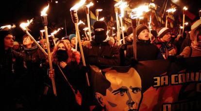 """""""Bandera Day"""" è stato valutato dalla Russia"""