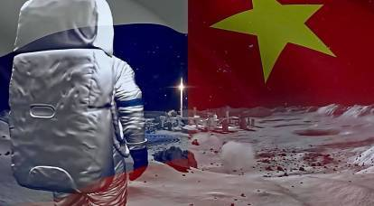 FP: Russia and China Challenge the US Now on the Moon
