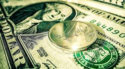 """La Russia è coperta dallo """"tsunami del dollaro"""""""