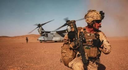 「中国との戦いでロシア」:デイリーメールの読者はアフガニスタンの危機に反応した