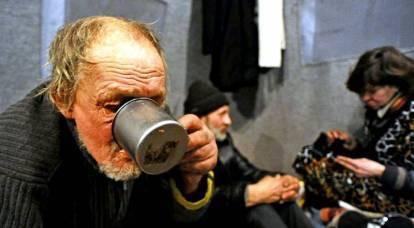 Domanda 2 trilioni: i russi stanno diventando senzatetto in massa