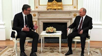 """""""Gaz için 800 dolar ödeyemeyiz"""": Sırbistan Cumhurbaşkanı Putin'in fiyatları düşürmesini bekliyor"""