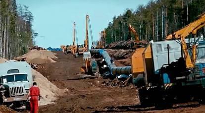 为什么莫斯科需要没有俄罗斯天然气的巴基斯坦流