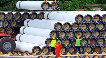 Gazprom inizia a smantellare i tubi del Turkish Stream