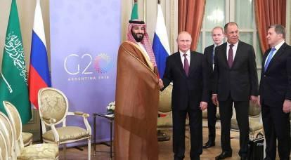 Putin e i sauditi hanno aumentato i prezzi del petrolio