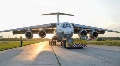 Il-76とAn-124「ロシア」:ウリヤノフスクはロシアの新しい航空首都になることができますか