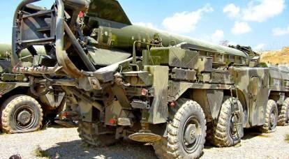 I militanti consegnano i missili Scud all'esercito siriano