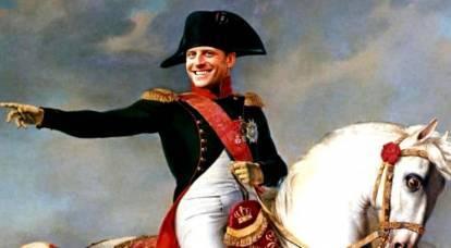 Macron-Napoleon: È ora di venire in Siria e ristabilire l'ordine lì