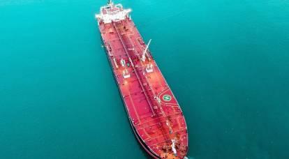 """Decine di petroliere non sanno dove andare dopo la """"sconfitta"""" di alcune raffinerie di petrolio in Cina"""