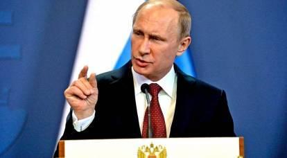 Putin in Ucraina: ora dimostra la tua utilità