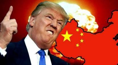 """Tras Rusia: el """"martillo de sanciones"""" estadounidense golpea a China"""