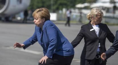 Atterraggio di emergenza dell'aereo della Merkel: Cancelliere salvato dal tentativo di omicidio?