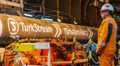 Il Turkish Stream si è trasformato in un'altra sconfitta per Gazprom