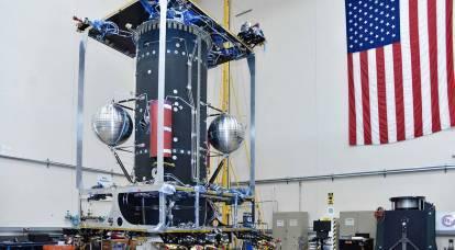 La NASA avrà il primo satellite di rifornimento al mondo