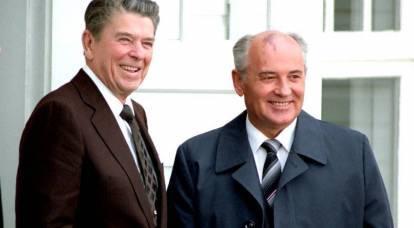 ¿Es la llegada de Gorbachov una cadena de accidentes o la principal operación especial del siglo XX?