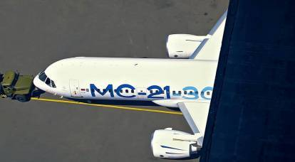 Liner MC-21 is a platform for testing advanced Russian technologies