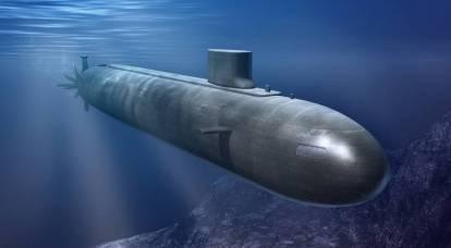 Deux nouveaux sous-marins à propulsion nucléaire construits aux États-Unis