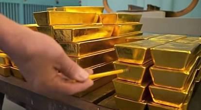 Em alguns anos, as reservas da Rússia ultrapassarão US $ 1 trilhão