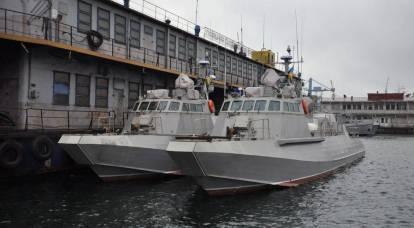 イギリス軍はウクライナの戦闘船の装備を拒否した