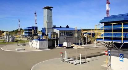 Polônia contou como a Gazprom prepara a Rússia para a geada