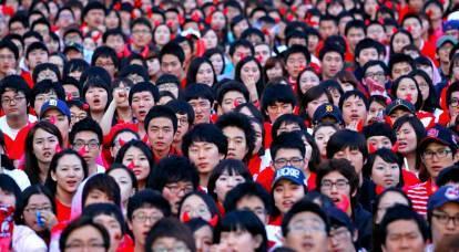 Las mujeres rusas dan a luz a millones de chinos