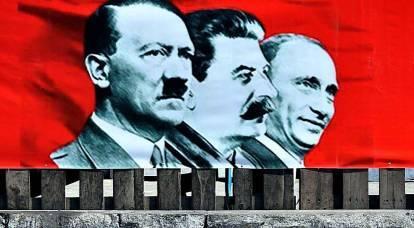 Londra: non vediamo alcuna differenza tra Russia e Germania nazista