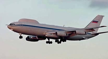 """La construcción de un nuevo """"avión de Yom Kippur"""" ha comenzado en Rusia"""