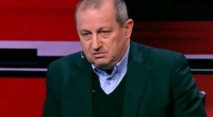 Yakov Kedmi ha accantonato l'attuale situazione in Iran