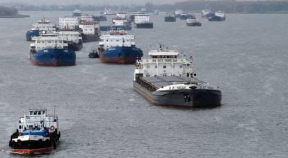 L'Europa chiuderà i porti per le navi russe?